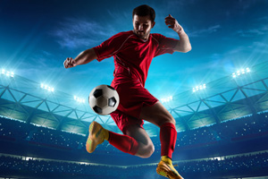 Soccerarena Spieler