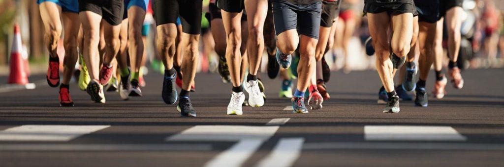 Topfit-Lauf 2021, Laufende Beine